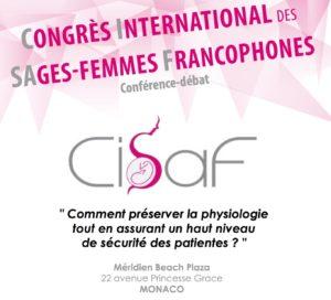 CISAF (Congrès International des sages-femmes francophones)