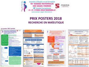 Prix poster 2018 – RECHERCHE EN MAÏEUTIQUE