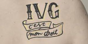 Les interruptions volontaires de grossesses (IVG) – toujours pas de baisse significative en France.
